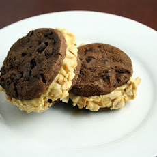 Goober Ice Cream Sandwiches