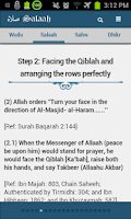 Screenshot of Prayer (Salah) - Start to End
