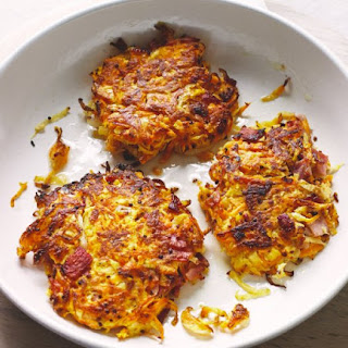 It's A Winter Root Vegetable Rösti Recipe!