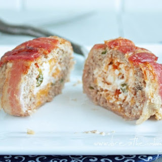 Jalapeno Popper Meatballs – Low Carb & Gluten Free