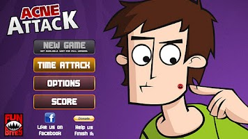 Screenshot of Acne Attack Free