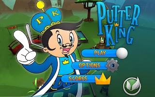 Screenshot of Putter King