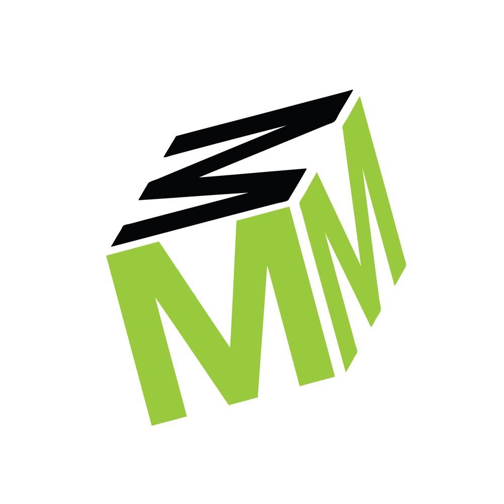 Mmm Logo Branding: picozoom.com/mmm-logo.html