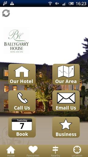 Ballygarry House Hotel Spa