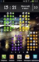 Screenshot of Binary Clock
