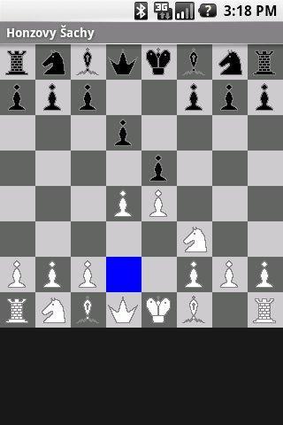 Honza's Chess