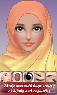 Hijab Make Up Salon- screenshot thumbnail