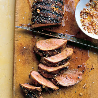Chili-Rubbed Pork Tenderloin