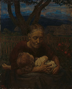 RIJKS: Hans Thoma: painting 1924