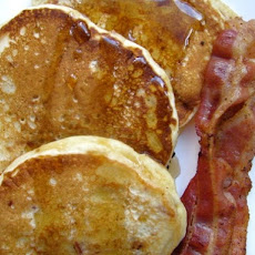 Maple Bacon Pancakes