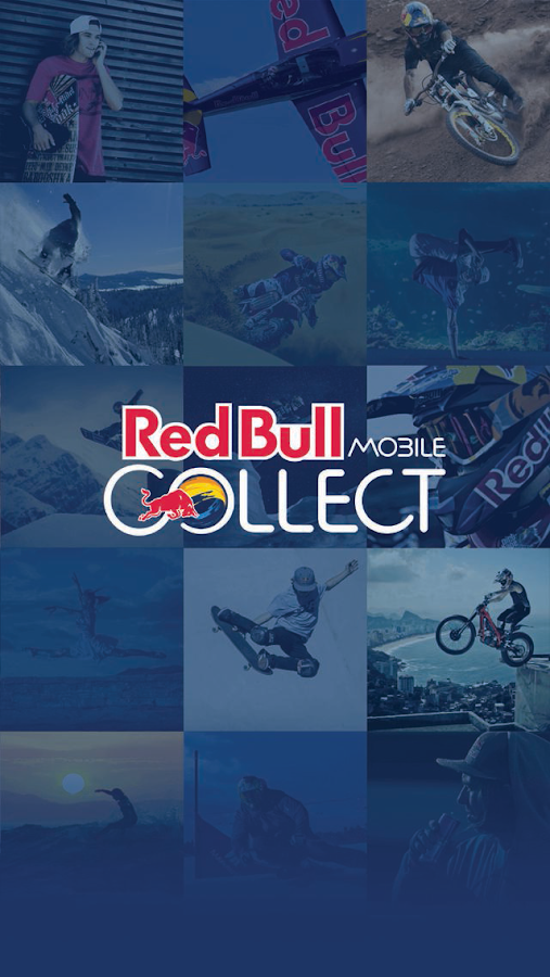 Red Bull MOBILE Collect Screenshot 0
