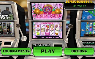 Screenshot of Candy Shop HD Slot Machine