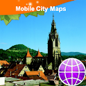 Reutlingen Street Map icon