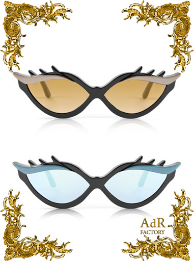 Sophia Loren's glasses