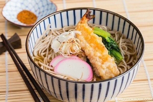 Soba Noodle Soup Recipe | Yummly
