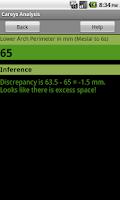Screenshot of iModelAnalysis