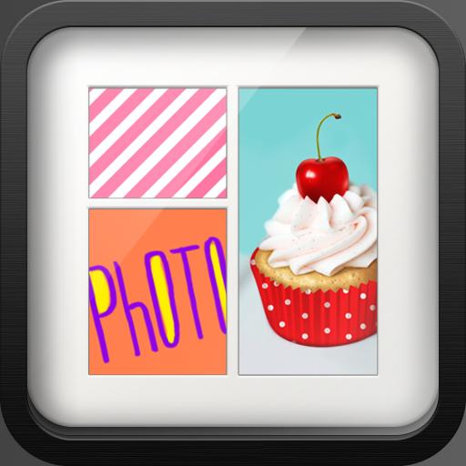 쉬운 사진 합치기 攝影 App LOGO-硬是要APP