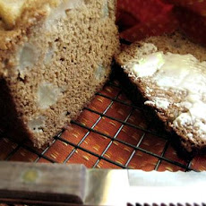 Spiced  Anjou Pear Bread