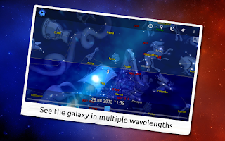 Screenshot of Vortex Planetarium