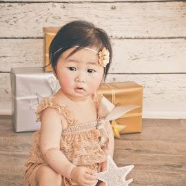 by Ann Milham - Babies & Children Child Portraits