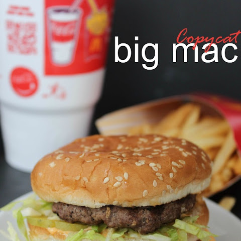Copycat Big Mac