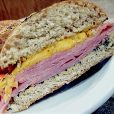 Hot Ham and Cheese Sandwiches With a Kick!