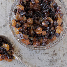 Currant and Molasses Chutney