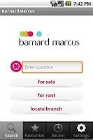 Screenshot of Barnard Marcus