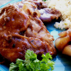 Slow Cooker Barbecued Ribs