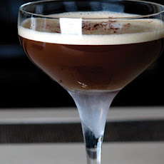 Express Yourself Chocolate Cocktail