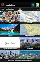 Screenshot of Canada Android