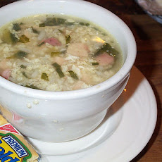 Kickin Italian Wedding Soup