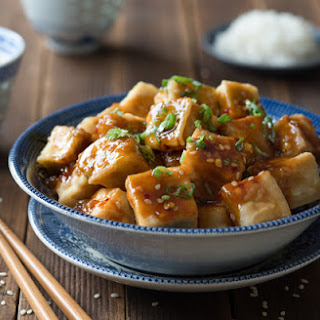 Tofu Sesame Oil Recipes