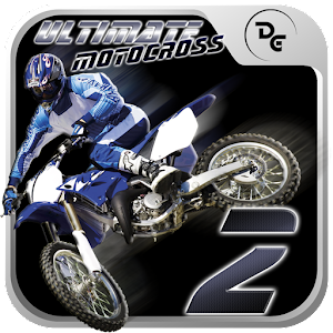 Cover art Ultimate MotoCross 2