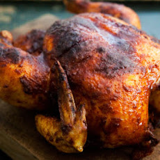 Smoked Paprika Roasted Chicken