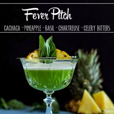 Fever Pitch Cocktail