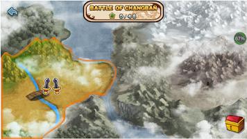 Screenshot of Tower Defense War