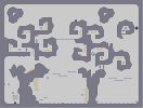 Thumbnail of the map 'squeezing trees'