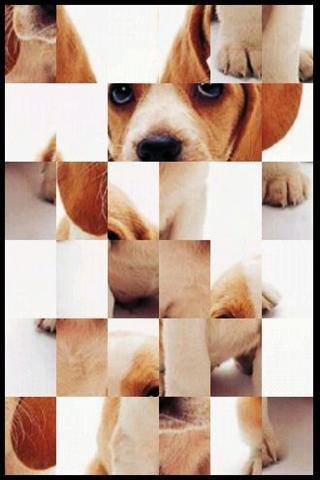 可愛的小狗益智機管局