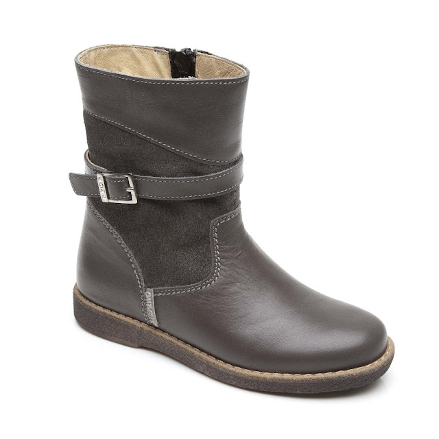 Solina - Zip Ankle Boot