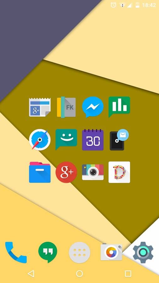 Iride UI - Icon Pack Screenshot 4