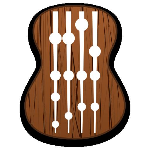Ukulele Fretboard 書籍 App LOGO-硬是要APP