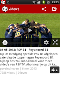 Screenshot of Feyenoord Fan