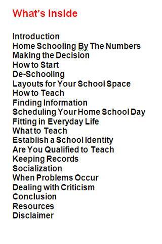 【免費教育App】Homeschooling Professor-APP點子