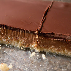 Chocolate-Peanut Butter Bar