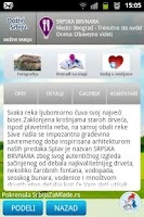 Screenshot of Srbija Za Mlade