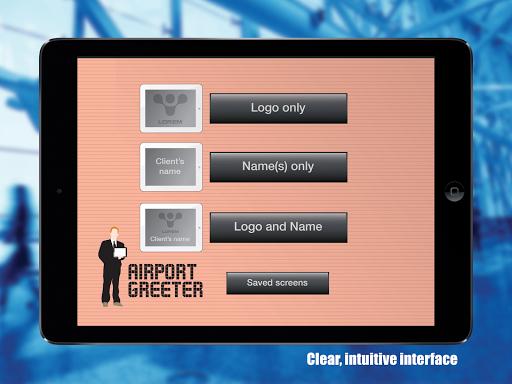 Airport Greeter - screenshot