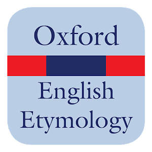 Oxford English Etymology Tr