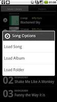 Screenshot of Audio Speed Changer