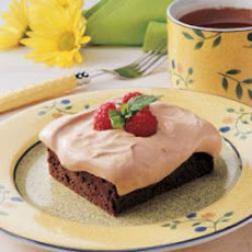 Fudgy Brownie Dessert